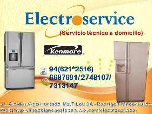 lima 6687691 /refrigeradoras k. e. n. m. o. r. e %-servicio tecnico /621*25