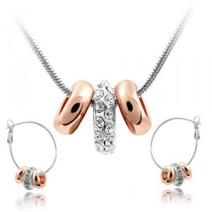 joyas de cristal de austria . lima perú