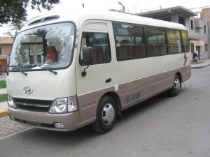 brindamos servicio de transporte de personal, excursiones,, paseos,