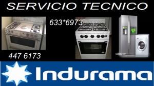 servicio tecnico refrigeradoras indurama