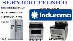 servicio tecnico indurama de  refrigeradora 6750837