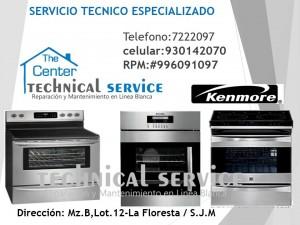 reparación – mantenimiento d linea blanca kenmore*technical service*