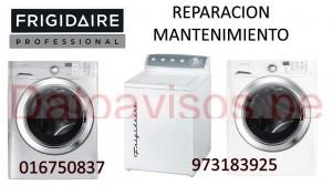 san isidro servicio tecnico lavadora  frigidaire 016750837