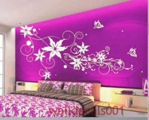 decoraci�n, ambientaciones, para tu casa, habitaci�n, dormitorio. arte en vinil