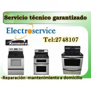 centro de servicio t�cnico de cocinas kenmore