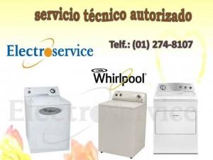servicio técnico a domicilio whirlpool lima surco