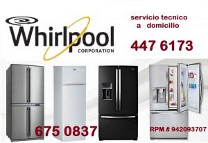 servcio tecnico refrigeradoras whirlpool a domicilo 4476173
