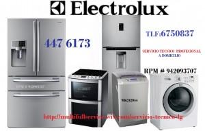 servicio tecnico electrolux de secadoras lavadoras 6750837