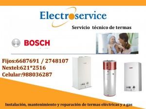 bosch servicio t�cnico de termas lima surco 6687691