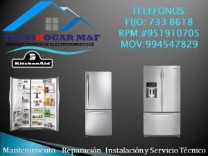 servicio tecnico de refrigeradoras frigidaire 7338618 lima