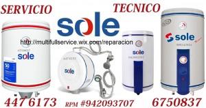 servicio tecnico terma sole 4476173 a domicilio