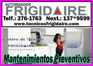 centro de lavado frigidaire 2761763 servicio tecnico especializado
