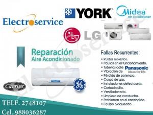 ((servicio tecnico))) mantenimiento +reparacion de  aire acondicionado
