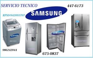 servicio tecnico refrigeradora samsung  en lima