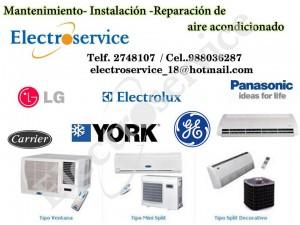 york 2748107 servicio tecnico de aire acondicionado - servicio tecnico