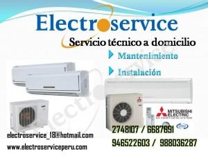 servicio tecnico autorizado de aire acondicionado,lennox 988036287 lim