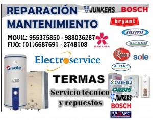aquamaxx -*/*reparación y mantenimiento de termas eléctricas y gas| 98