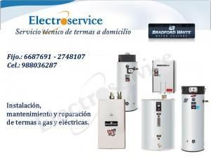 servicio técnico  reparación de termas  bradford white 988036287 lima