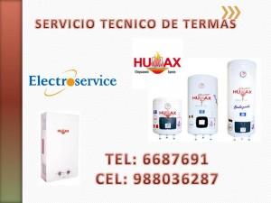 servicio técnico  de termas humax 988036287 mantenimiento lima