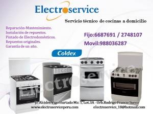988036287 ♫servicio a domicilio *cocinas coldex...reparacion campanas