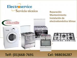 servicio técnico de campanas extractoras  cocinas klimatic 6687691