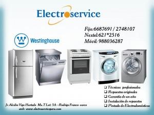 servicio t�cnico de lavadoras white westinghouse **2748107**