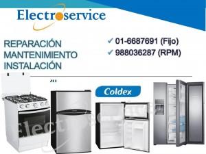 telf:6687691 ♫servicio a domicilio *cocinas coldex...reparacion manten