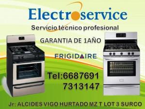 servicio t�cnico(668-7691) especialistas en cocinas frigidaire