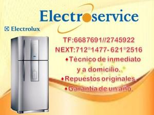 lima servicio tÉcnico autorizado de •refrigeradores electroolux •7313147؊