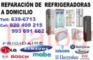 reparacion de refrigeradoras samsung lg bosch 920409215 servicio tecni