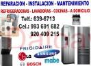 920409215 reparación – servicio técnico a domicilio de refrigeradoras
