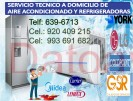 york, lg, midea al whatsapp: 920409215 instalaciÓn, reparaciÓn y servicio tecnico de aire acondicion