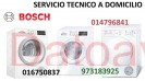 san borja servicio tecnico bosch lavadora