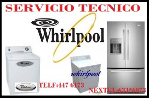 servicio tecnico whirlpool refrigeradoras cocinas