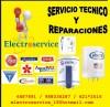servicio tecnico de termas electricas, gas y electronicas