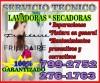 MANTENIMIENTOS DE LAVADORAS -SECADORAS  FRIGIDAIRE 7992752 / 981091335 - LA